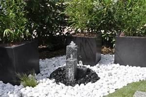 Fontaine Exterieur Zen : design jardins paysagiste concepteur petit jardin zen ~ Nature-et-papiers.com Idées de Décoration