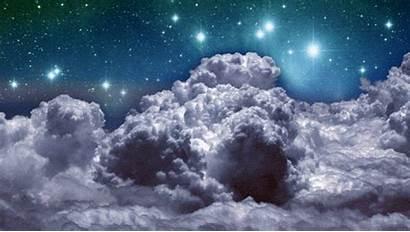 Giphy Clouds Cloud Gifs Animated Spiritual Jaime