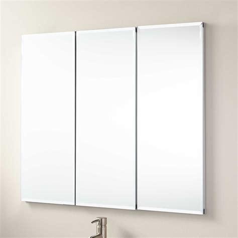 Recessed Mirrored Medicine Cabinets For Bathrooms by 36 Quot Longview Recessed Mount Medicine Cabinet Bathroom