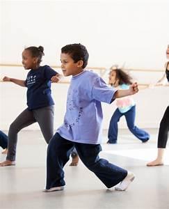 Jazz/Hip-Hop Dance - The School