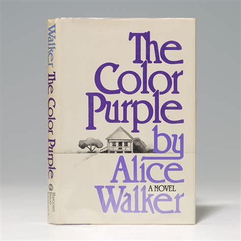 First Page Of The Color Purple - Eskayalitim