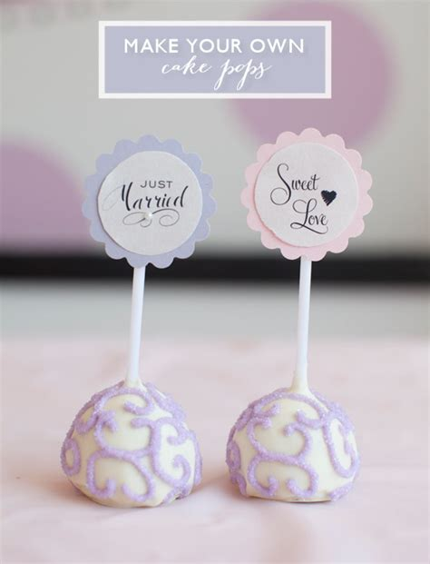 how to make your own pops make your own cake pops