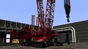 Manitowoc 31000 Crawler Crane  Turning Ans Vpc Extending