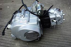 125cc E22 Honda Clone