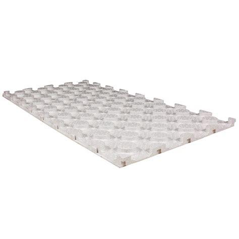 Tile Underlayment Membrane Home Depot by Henry 555 Level Pro 40 Lb Self Leveling Underlayment