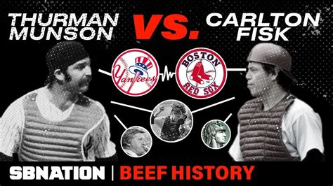 The Yankees-Red Sox rivalry hit a peak with Munson vs ...