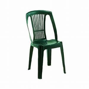 Chaise De Jardin Verte : chaise de jardin stella vert 470996 progarden home ~ Teatrodelosmanantiales.com Idées de Décoration