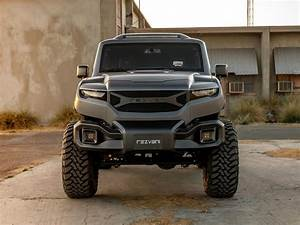 Suv Le Plus Fiable : rezvani tank le suv le plus dingue du march luxe et concept ~ Gottalentnigeria.com Avis de Voitures