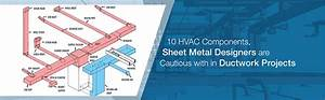 10 Hvac Components  Sheet Metal Designers Are Cautious