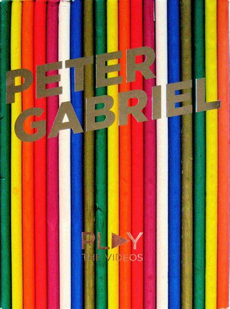 peter gabriel play   dvd dvd video