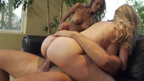 Blonde Sluts Fuck His Long Thick Dick Together Pornid Xxx