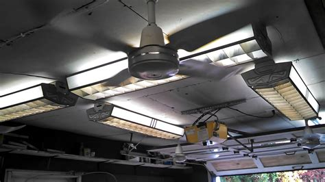 garage ceiling fan with light ceiling fan for garage with lights iimajackrussell garages