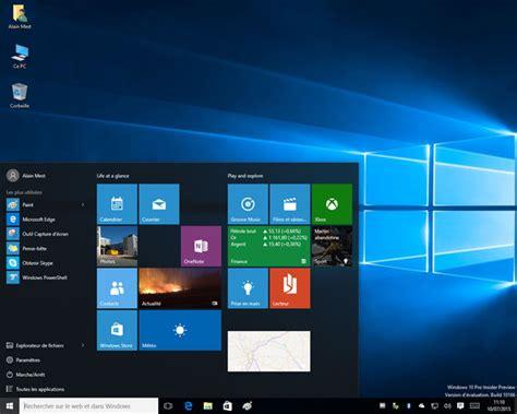 windows 10 actualités 2015 aidewindows