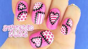 Cute nails nail art inspired by xojahtna