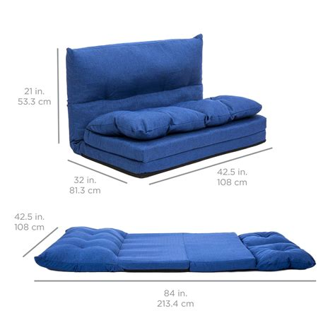 Bed Gaming Pillow by Fabric Folding Lounge Gaming Blue In 2019 Cer