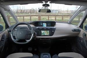 Citroën C4 Picasso Feel Versions : opini n y prueba citroen grand c4 picasso 1 6 bluehdi 120 cv ~ Medecine-chirurgie-esthetiques.com Avis de Voitures