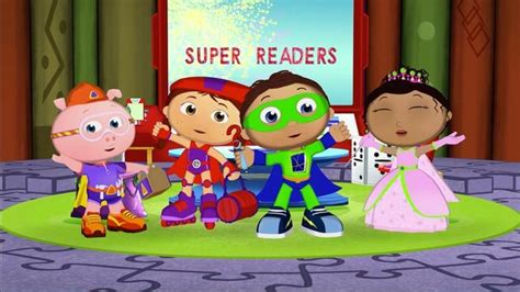 The Story Of The Super Readers