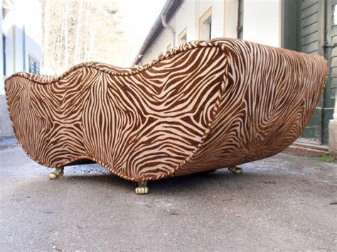 bretz sofa zebra braun laola hookipa designersofa
