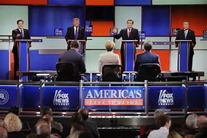 Frontrunner Trump Targeted At Debate, And By GOP Leaders ...