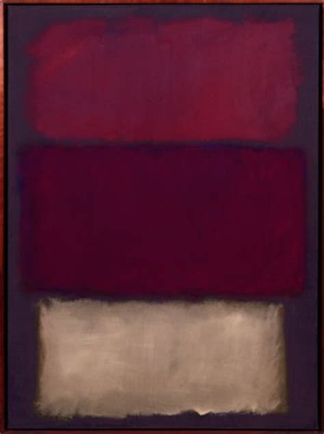 Mark Rothko Paintings