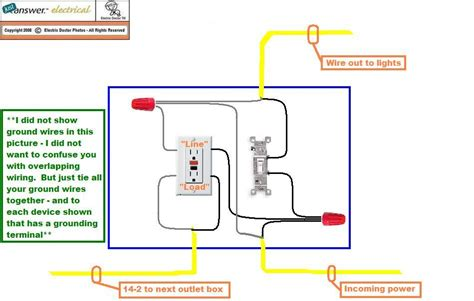 how to fix a light switch wiring a receptacle to a light switch wiring diagrams
