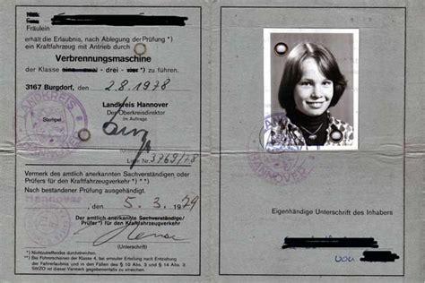 neuen führerschein beantragen f 252 hrerschein dokumente bekommen ab 2013 ein verfallsdatum