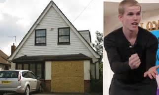 burned of vicar s 18 found in family garage