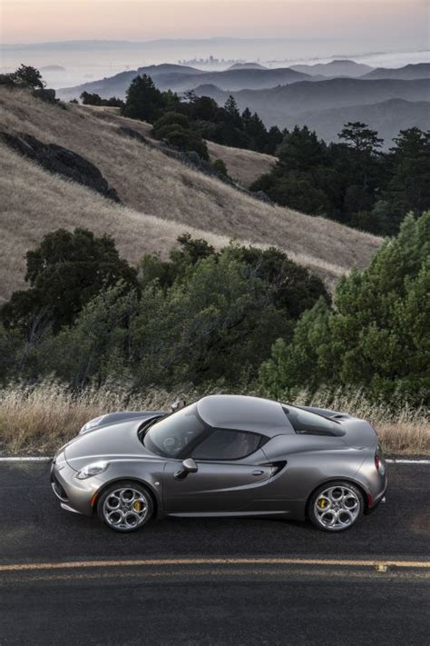 Alfa Romeo 4c  Sub$90k Pricetag For Alfa Romeo 4c Coupe