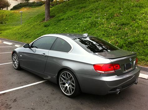 2007 Bmw 335i 3-series Coupe
