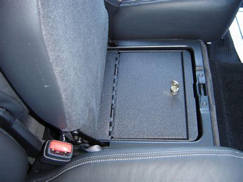 console vault truck  suv auto console safe  console