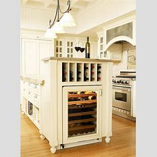 Savvy Kitchen Island Storage  Traditional Home
