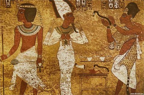 古埃及壁画_图片_互动百科