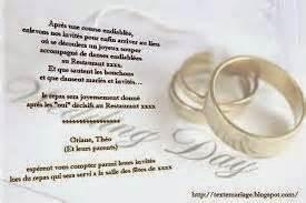 voeux de mariage original texte faire part mariage original gratuit texte faire part