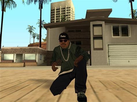Gta San Andreas Ryder Player.img Mod