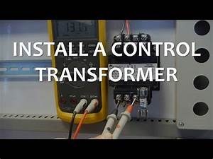 Install A Control Transformer