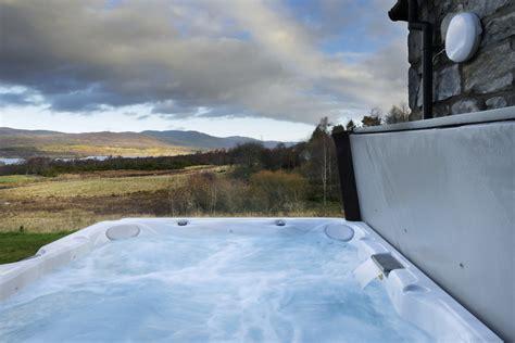 tub mountain view lodge luxury lodges