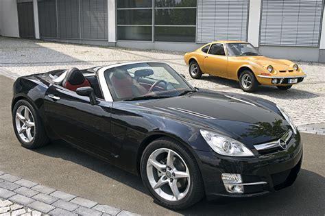 Opel Gt 2007 €� Parts & Specs