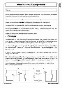 Circuit Diagrams Worksheet Grade 9 Photos