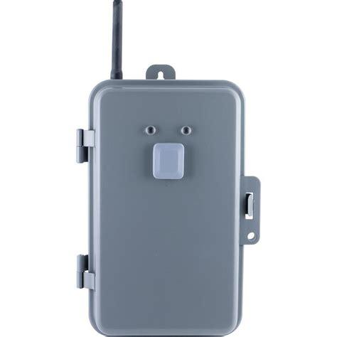 z wave l switch shop ge z wave 40 amp double pole wireless gray push