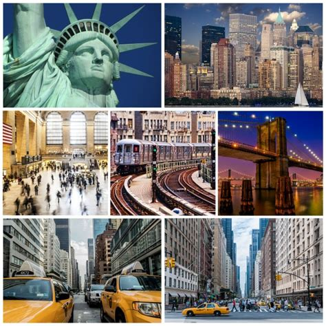 Bibit Collagen New collage di new york city immagine gratis domain