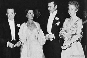 A Night of Stars and Royalty - Vivien Leigh and Laurence ...
