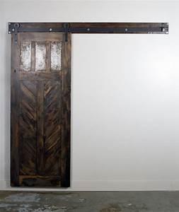 Installer Une Porte Coulissante : quincaillerie de porte coulissante style grange pas ch re ~ Dailycaller-alerts.com Idées de Décoration