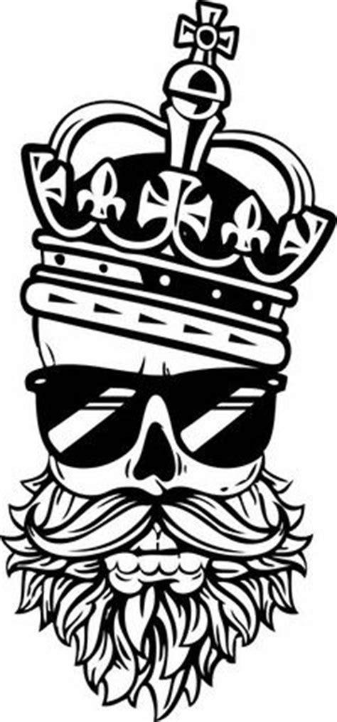 Decals | Beard art, Art, Beard king