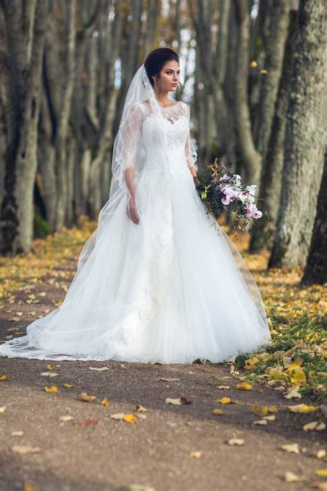 Kāzu kleita Tiffanie | Ingrida Bridal