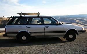 1988 Subaru Gl - Overview
