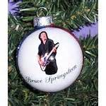 bruce springsteen christmas tree ornament all new 11 24 2008