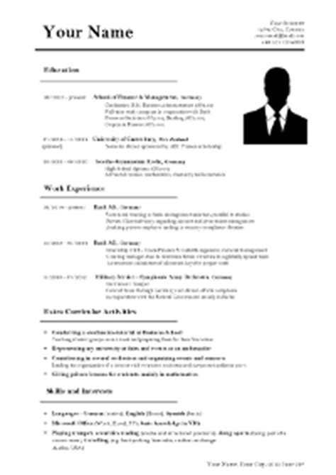 consulting cv your consulting resume template