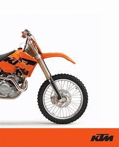 Ktm Motorcycle Exc Racing User Guide