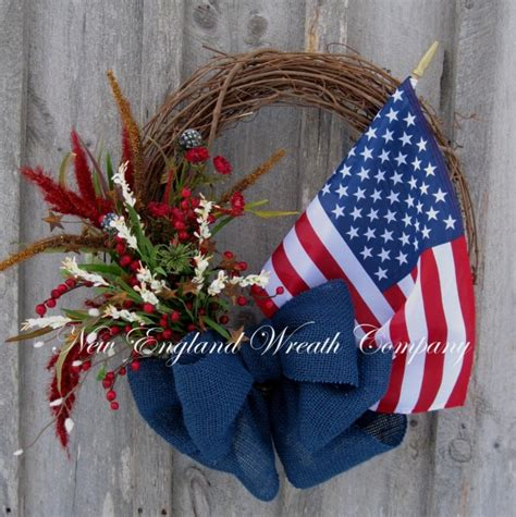 4th of july wreath 20 awesome handmade 4th of july wreath ideas