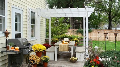 decorating ideas for kitchen home and garden fall patio decorating ideas